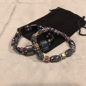 Jewelry - Pair of Magnetic bracelets